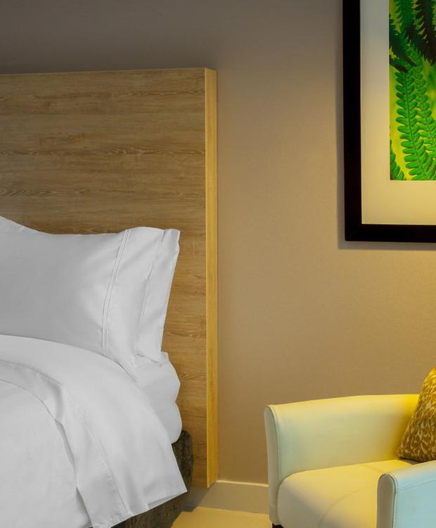 Chambre Twin GHL Collection Barranquilla Hôtel