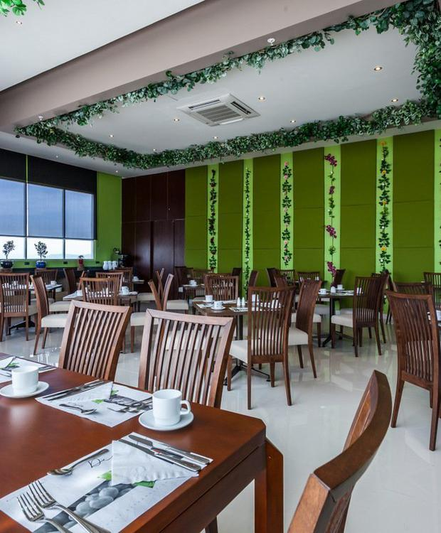 Restaurant GHL Collection Barranquilla Hôtel